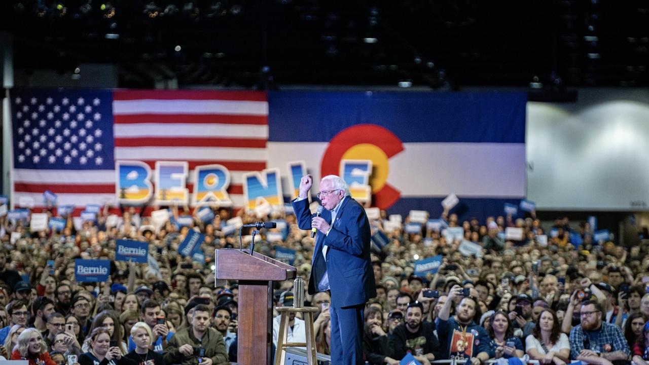 Bernie AIPAC