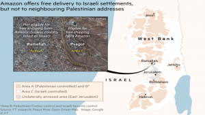 Amazon delivery Israel