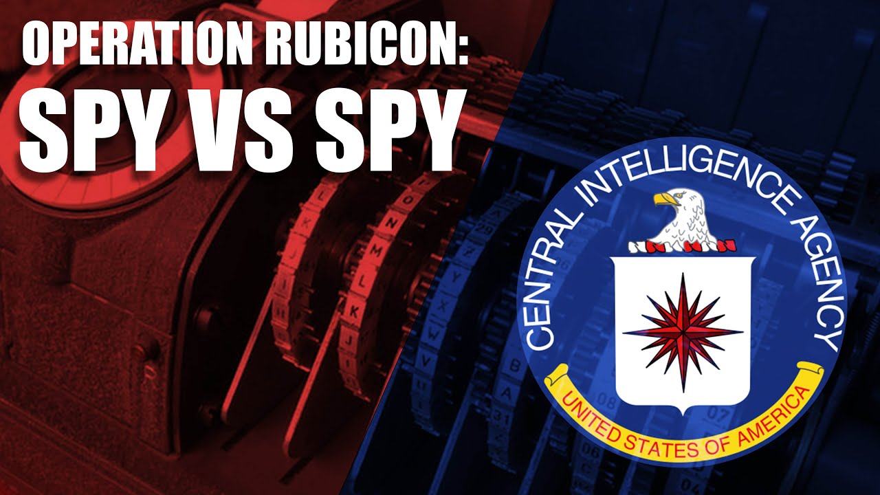 CIA's operation rubicon