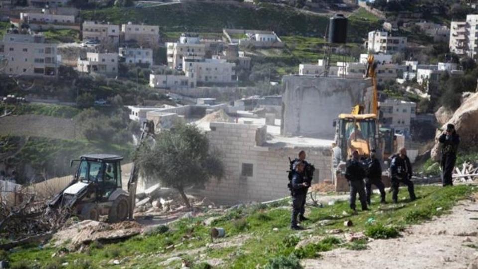 Israeli demolitions