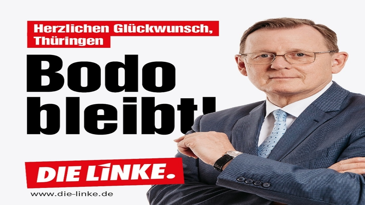 Die Linke win Germany