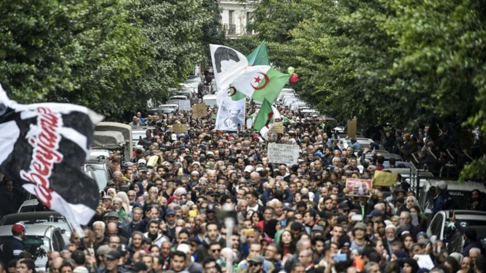Hirak arrests Algeria