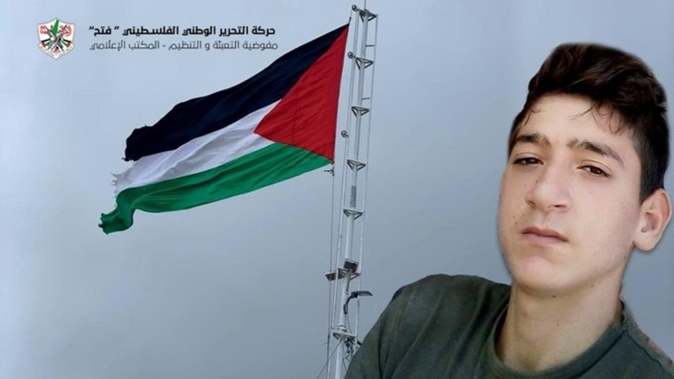 Palestinian Minor death