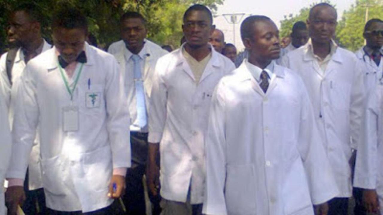 Doctors strike Nigeria Ghana