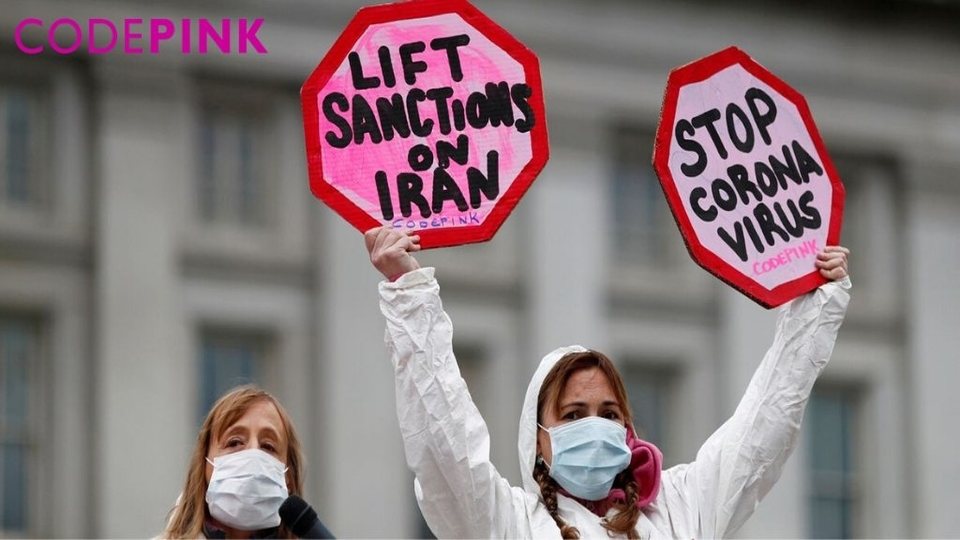 US sanctions against Iran