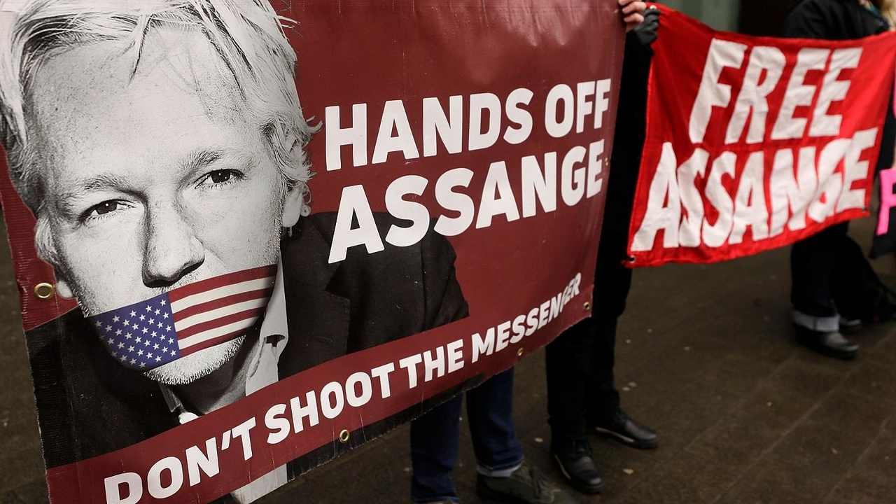 Assange bail application Covid UK