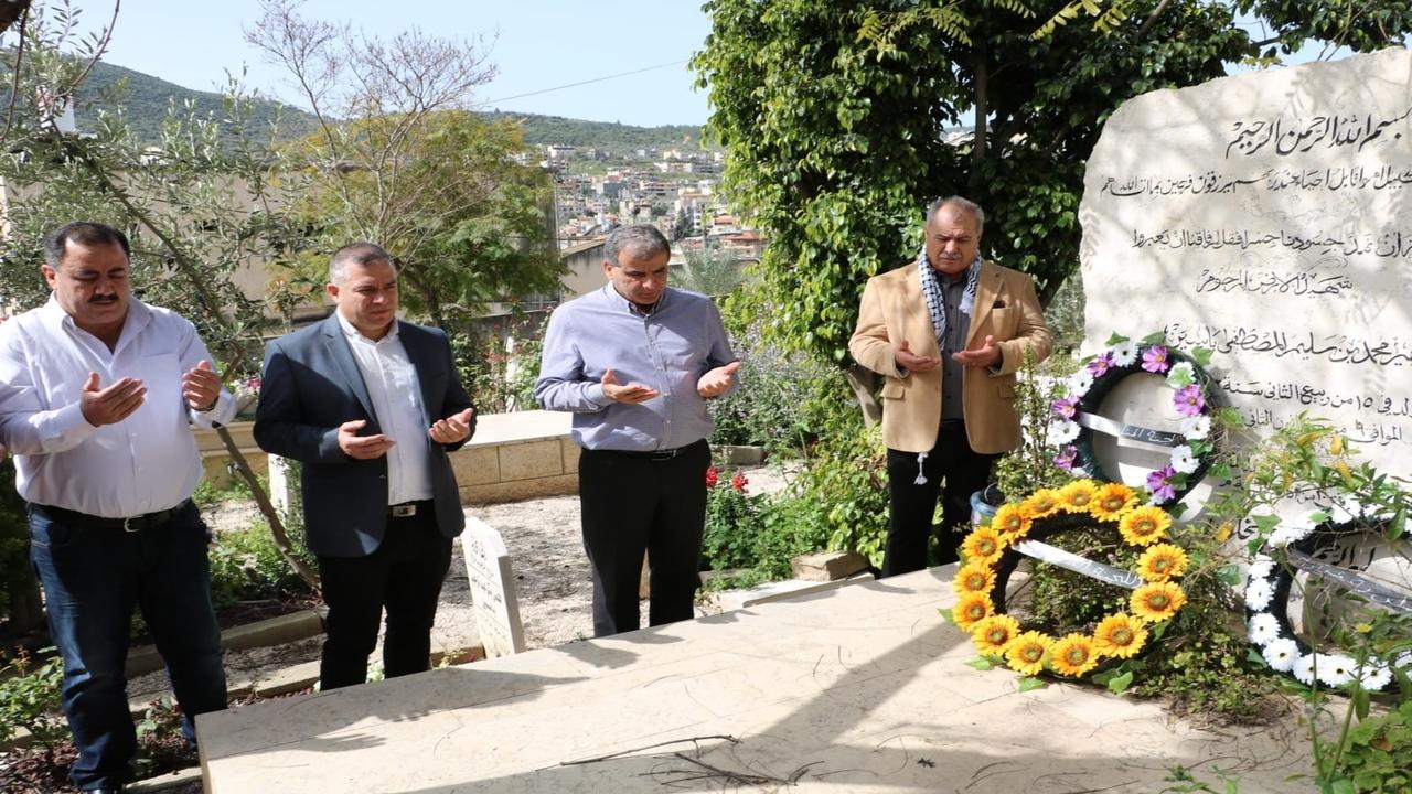 Palestine land day anniversary