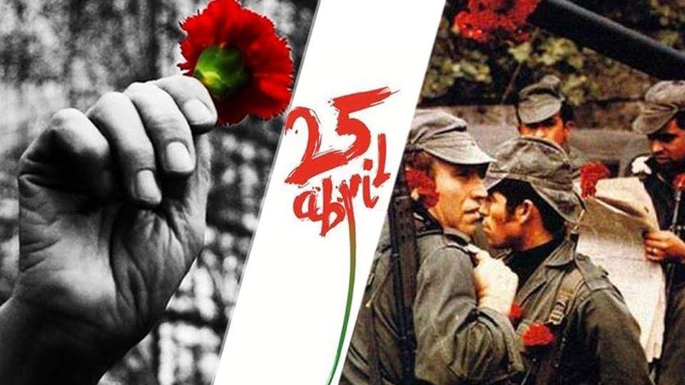 Carnation revolution Portugal