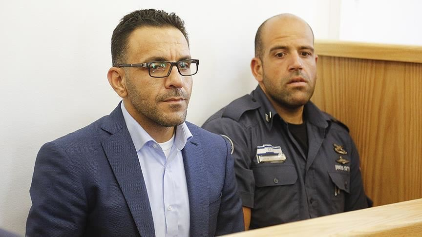PA governor of Jerusalem arrested