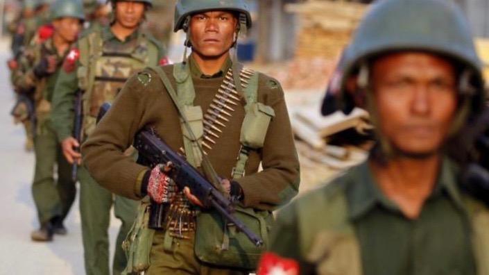 Myanmar army torture