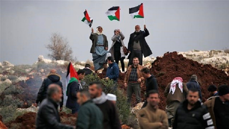 Israeli annexation plans West Bank