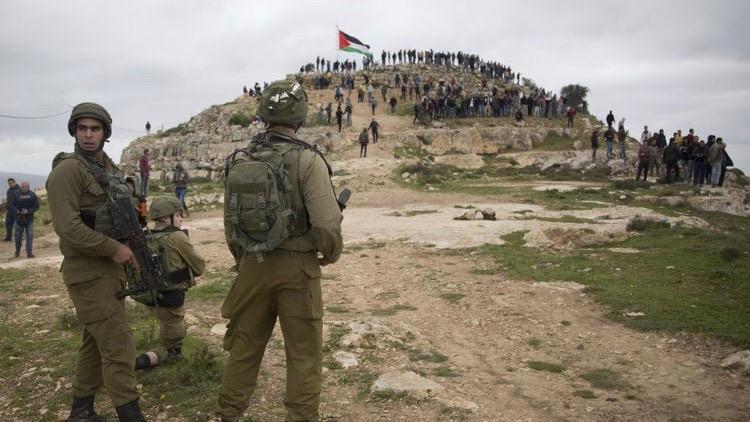 US backs Israeli annexation