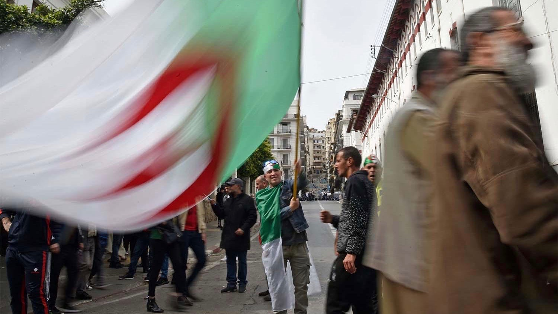 Algeria hirak protests