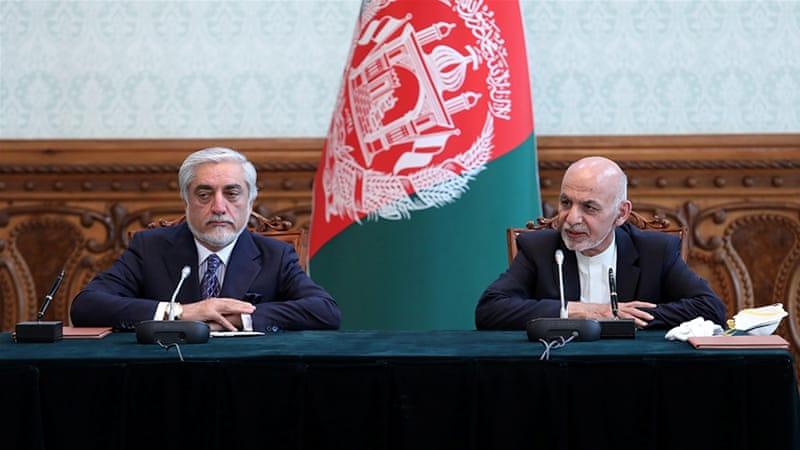 Afghanistan Ghani-Abdullah deal