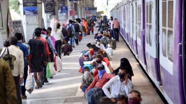Migrants deaths in Shramik trains India