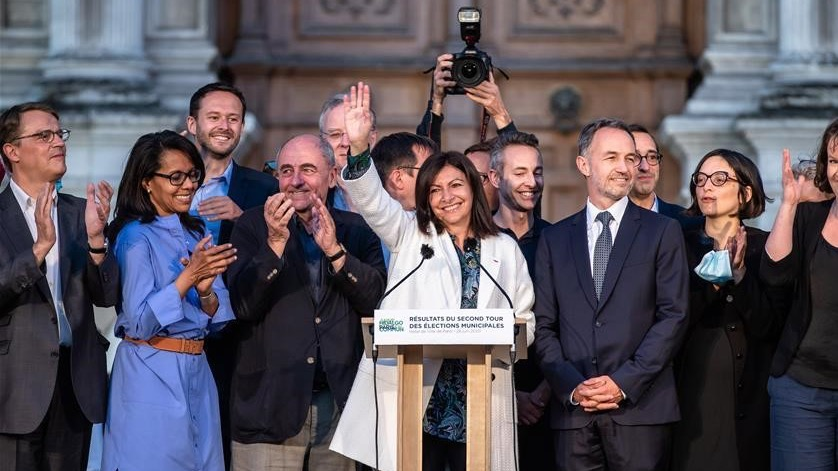 Left wins big in French local elections