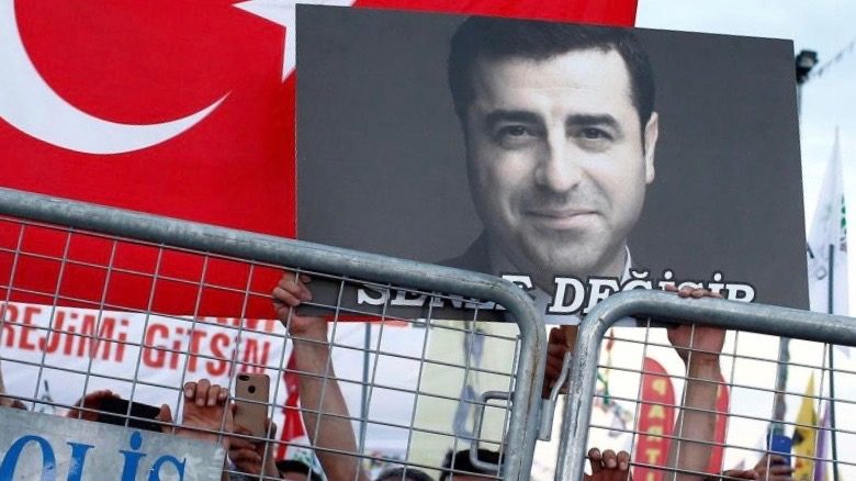 Persecution of opposition HDP leader in Turkey