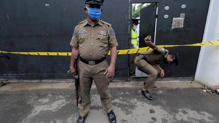 Sri Lanka harassment of journalists