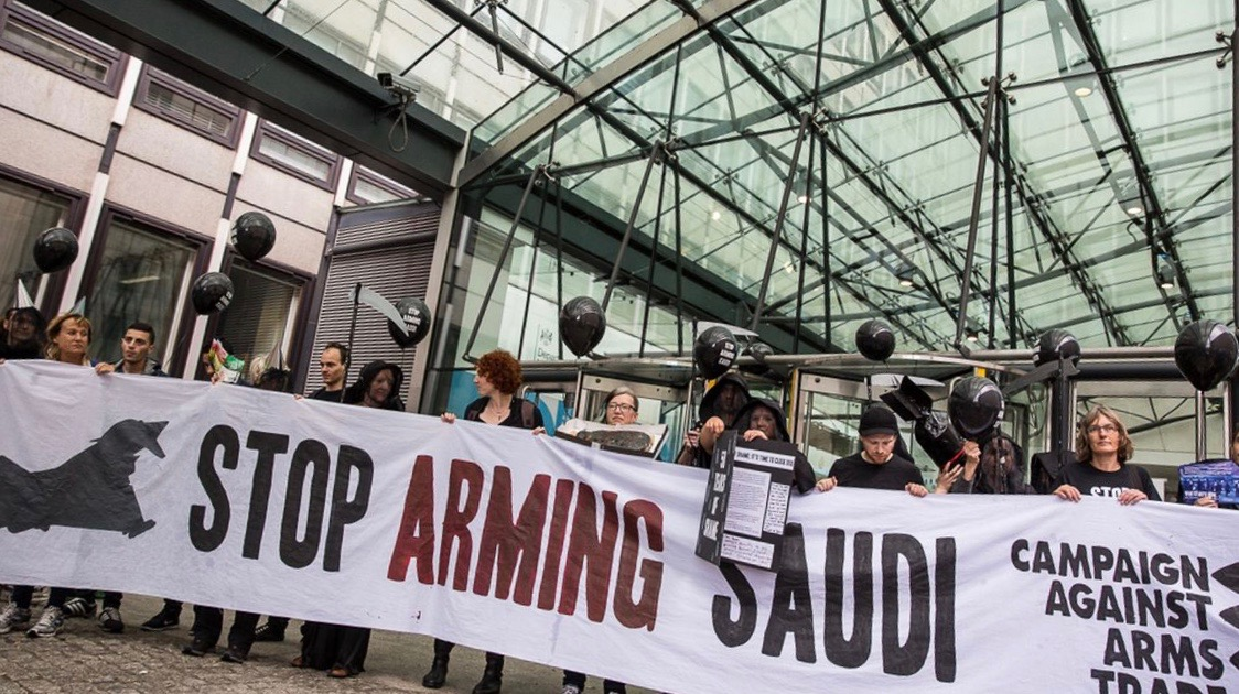 UK-Saudi arms sale