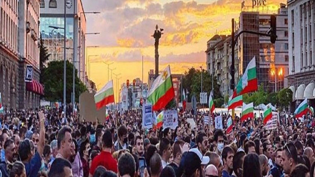 Protests continue in Bulgaria demanding government's ouster : Peoples  Dispatch