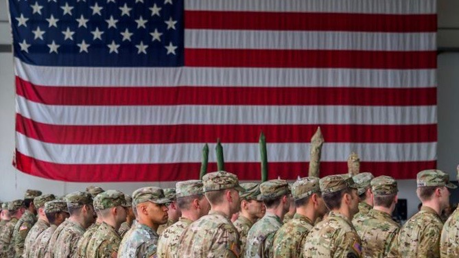 US withdraws troops from Germany