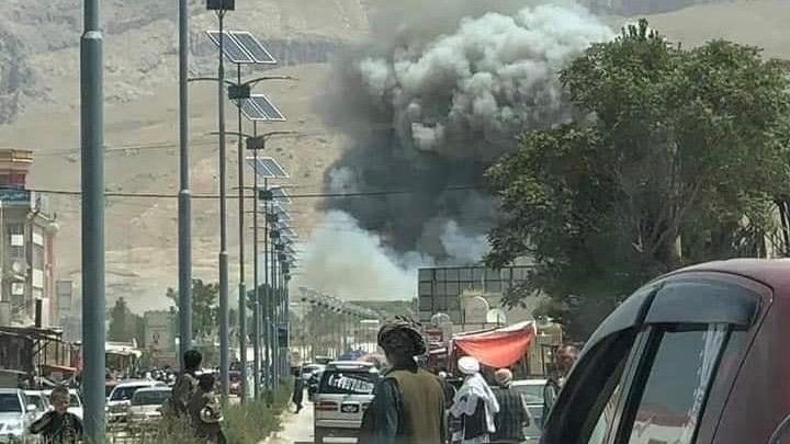 Taliban attacks Afghanistan