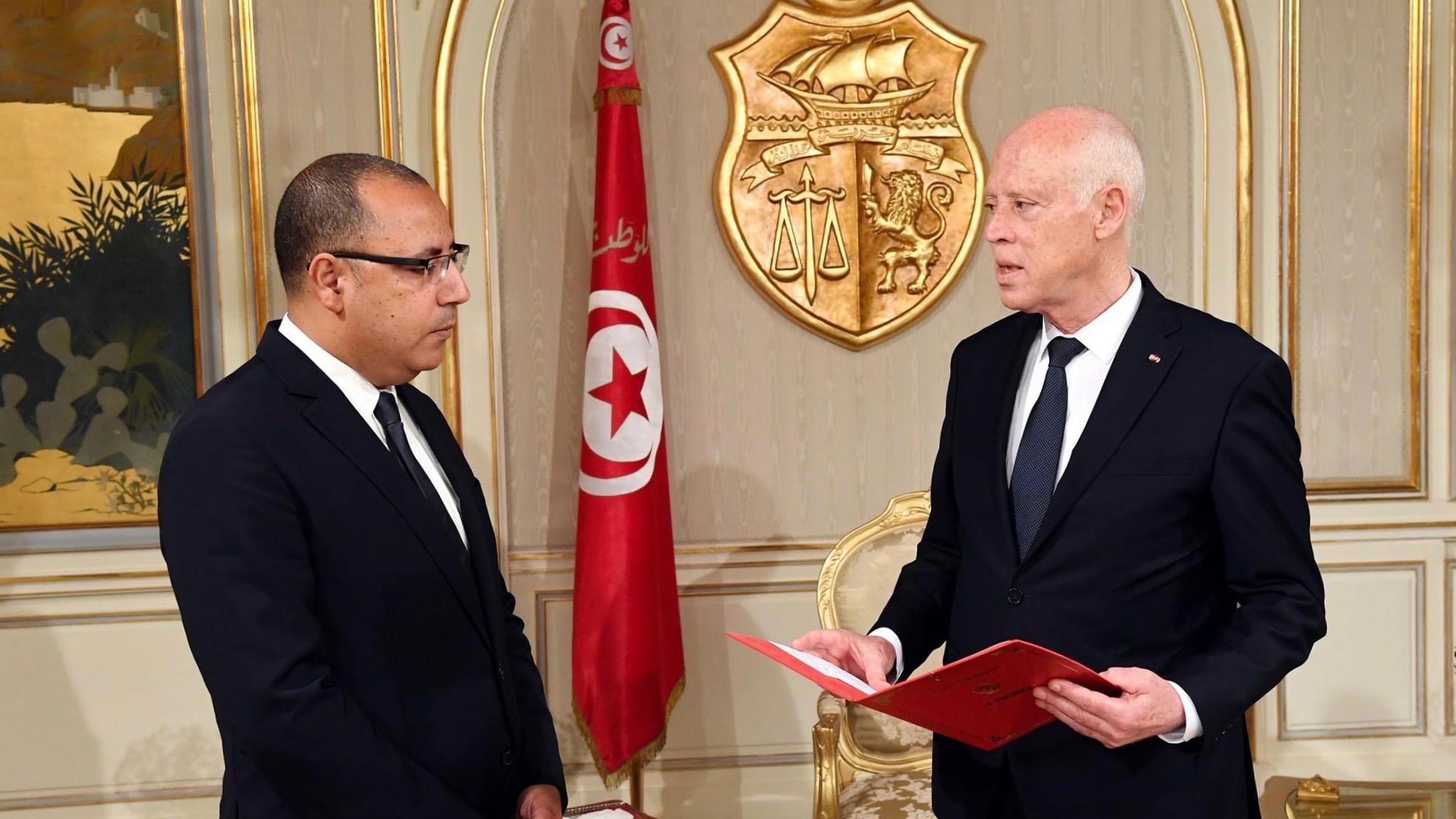 Tunisia new prime minister Hichem