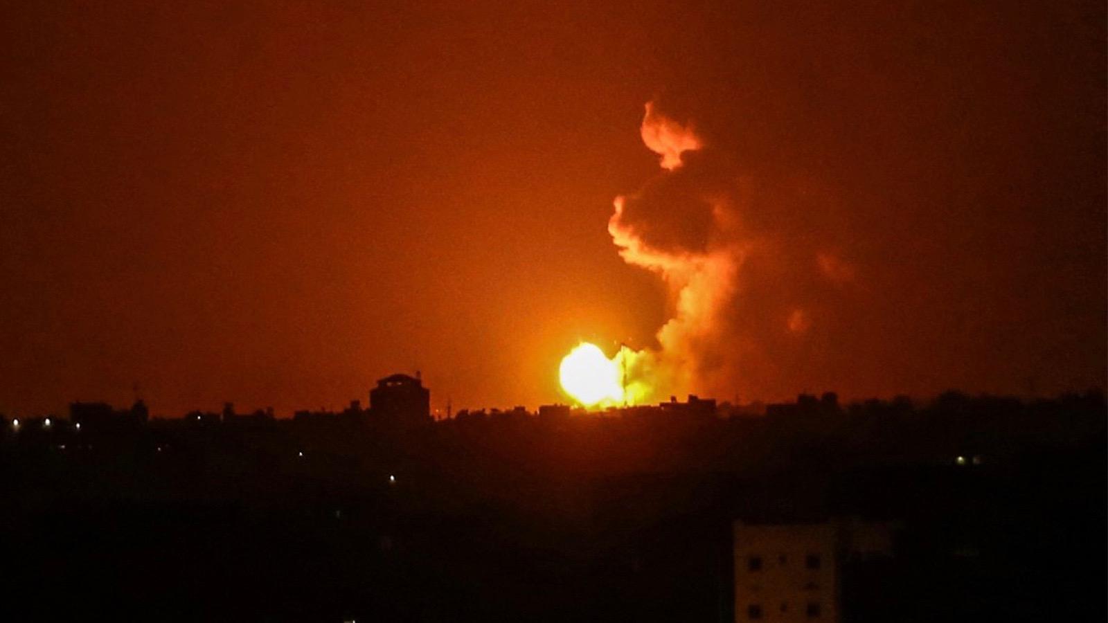 Israeli attacks