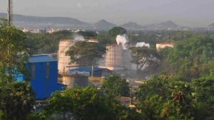 Industrial accidents India