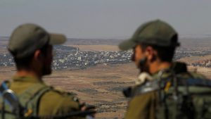 Israeli attacks in Syria