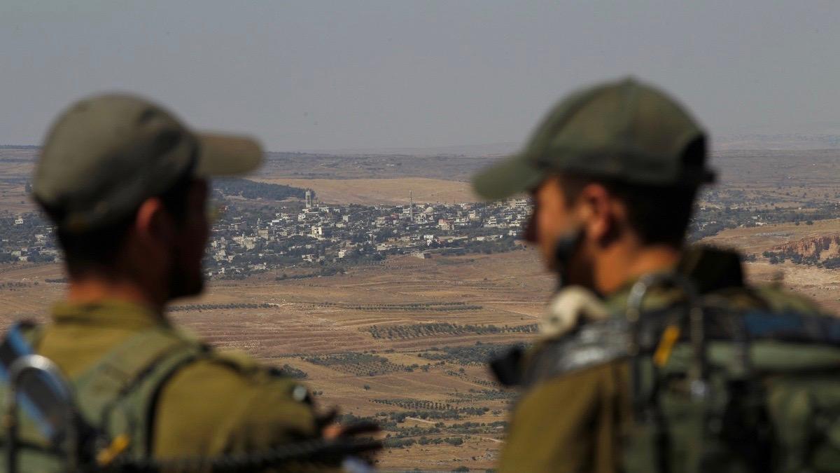 Israeli attacks in Syria