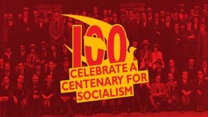 British Communists centenary