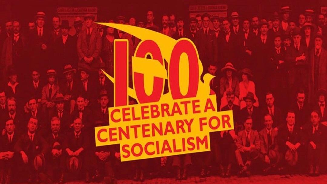 British Communists centenary