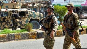 Afghan prison stormed