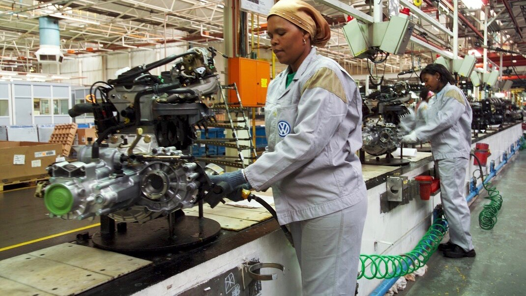 Volkswagen reinstates workers South Africa