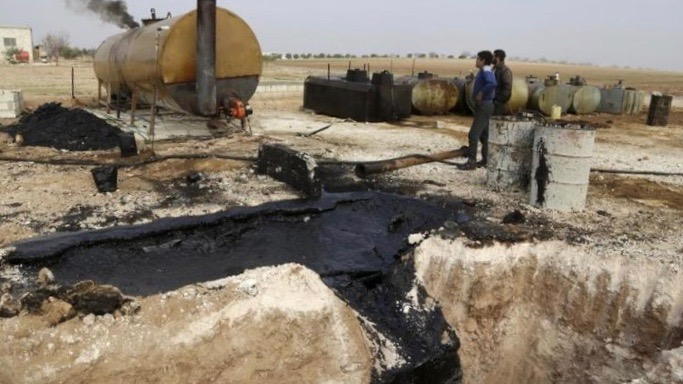 SDF-US oil fields deal