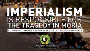Moria Tragedy-Europe