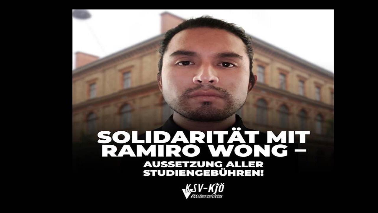Student protests-Austria