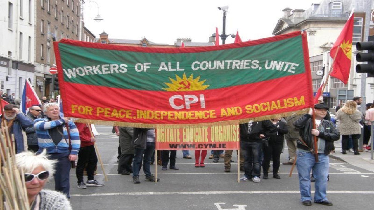 Interview - Communist Party of Ireland
