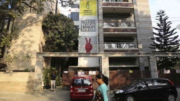 Amnesty India shut