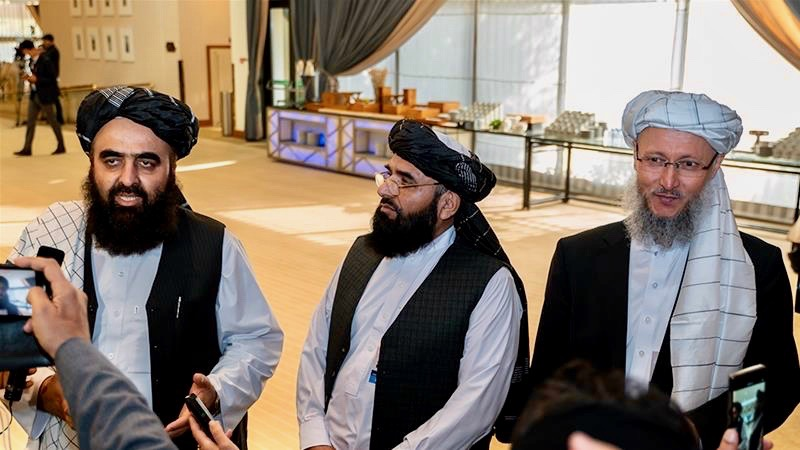 Intra-Afghan talks