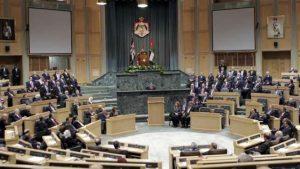 jordan's parliament dissolved
