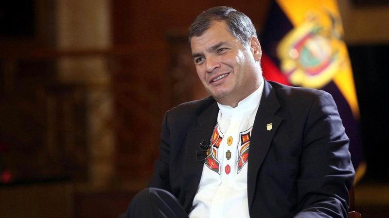 Rafael Correa Barred From Contesting In The 2021 Elections