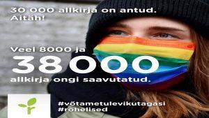Same sex marriage-Estonia
