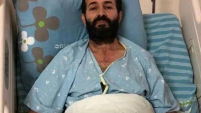 Palestinian prisoner hunger strike