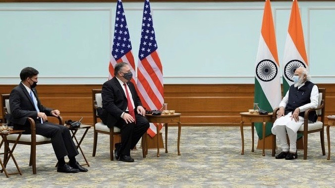 US India relations