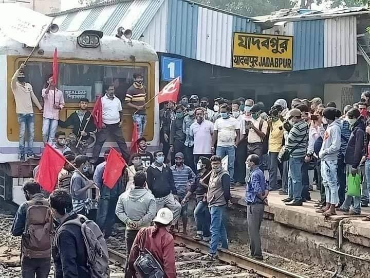 На забастовку в Индии вышло более 200 миллионов человек. А Россия спит?..