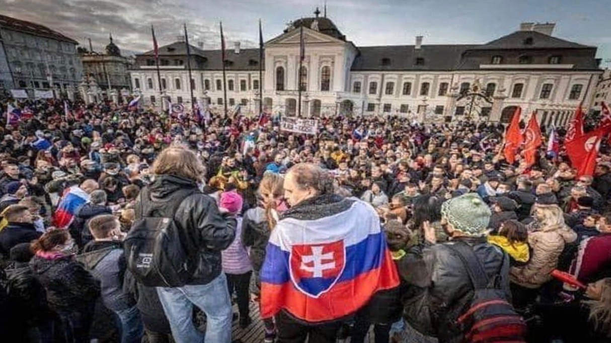 Slovak Protests