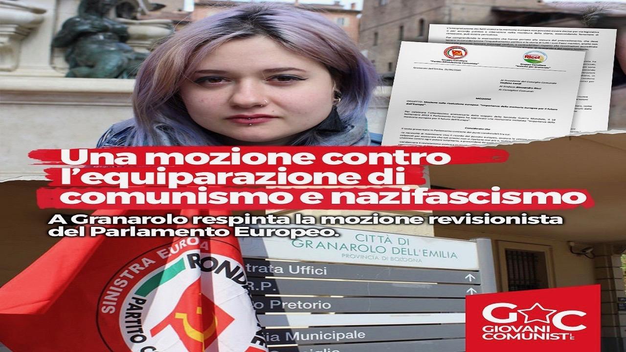 EUs anti-communism -Italy