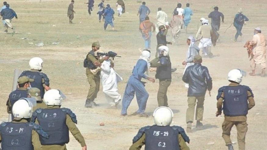 Pakistan Farmer's death by police